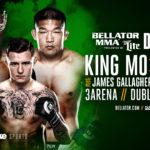 Bellator MMA Heads to Ireland with King Mo vs. Ishii