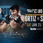 Tito Ortiz vs. Chael Sonnen Set for Jan. 21st in Los Angeles