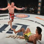 Alexander Shlemenko Earns TKO Victory over Kendall Grove at Bellator 162 in Memphis
