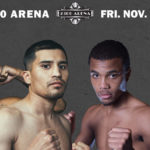 Fight Card Shaping Up for Nov. 11th Show at 2300 Arena in Philadelphia