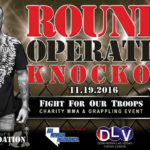 'Round 7, Operation Knockout' Charity Event for  Randy Couture's G.I. Foundation to Air on Nov. 27 on CBS Sports Network