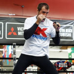 Sergey Kovalev, Curtis Stevens and Oleksandr Gvozdyk  Media Workout Quotes