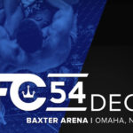 Lineup Locked for Victory Fighting Championship's VFC 54 in Omaha on Dec. 9