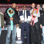 Badou Jack and James DeGale Meet in Super Middleweight Unification Showdown on Jan. 14th at Barclays Center in Brooklyn
