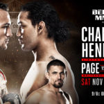 Michael Chandler and Benson Henderson Preview Bellator Lightweight Title Fight