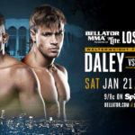Paul Daley vs. Brennan Ward Confirmed for Jan. 21 at Bellator 170 in Los Angeles