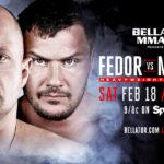 Bellator MMA Reaches Multi-Fight Deal with Fedor Emelianenko, Set to Fight Matt Mitrione on Feb. 18