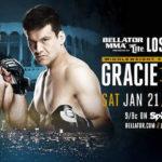 Ralek Gracie Meets Dangerous Striker Hisaki Kato at Bellator 170 in Los Angeles on Jan. 21