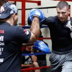Oleksandr Gvozdyk Prepping for Isaac Chilemba in Camp with Sergey Kovalev