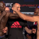 Tempers Flare at Extreme Fighting Championship 56 Weigh-in