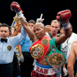 Mike Tyson Shows Support of Zab Judah