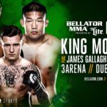 Chinzo Machida, Henry Corrales, Kevin Casey, Guilherme Bomba Set for Action in Bellator 170 Prelims