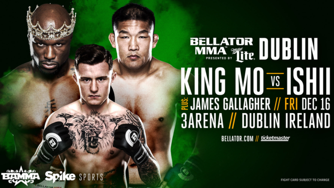 Bellator MMA Dublin