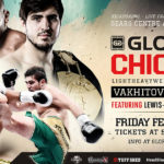 GLORY Kickboxing Returns to Chicago for GLORY 38 on Feb. 24