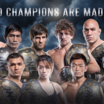 ONE Championship Announces Packed 2017 Schedule