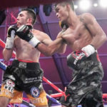 Aston Palicte Split Decisions Oscar Cantu, Nathaniel Gallimore Stops Angelo Baez in First Round