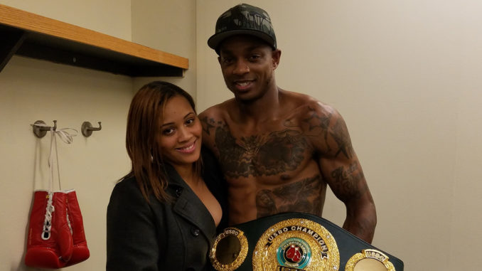 Derrick Webster vs. Thomas Awimbono