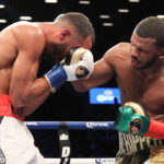 Badou Jack and James DeGale Battle to Majority Draw