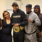Derrick Webster Discusses IBO/USBO Championship Win