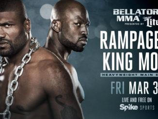 Rampage vs. King Mo 2