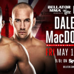 Rory MacDonald to Face Paul Daley in Bellator Debut