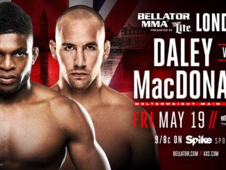 Paul Daley vs. Rory MacDonald