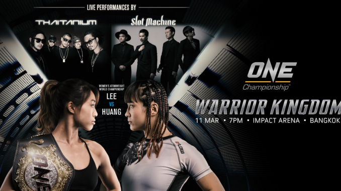 ONE: Warrior Kingdom