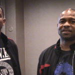 Roy Jones, Jr. Talks Derrick Webster