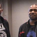 Roy Jones, Jr. Talks Derrick Webster