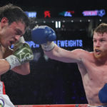 Canelo Alvarez Blows Out A Disinterested Julio Cesar Chavez, Jr.