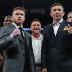 Canelo vs. Golovkin Lands in Las Vegas on Sept. 16