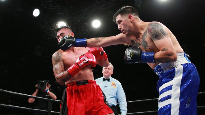 Brandon Rios vs. Aaron Herrera
