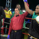 Kemahl Russell Scores Fantastic One-Punch Knockout in Jamaica