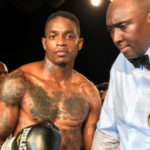 Derrick Webster Blasts Out Lamar Harris in Second Round