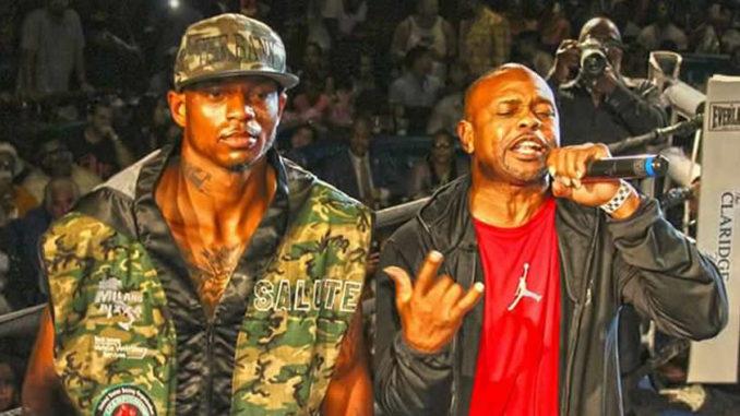 Derrick Webster vs. Lamar Harris